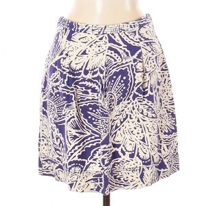 ❣movingSALE❣Loft - Tropical Paisley Skirt